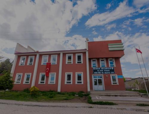 M. Zeki Peker Ahlat Kültür ve Taziye Evi