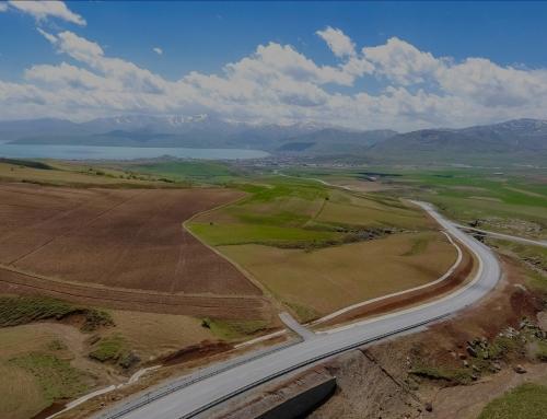 (Tatvan-Bitlis) Ayr.-Nemrut Turizm İl Yolu