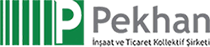 Pekhan İnşaat Logo
